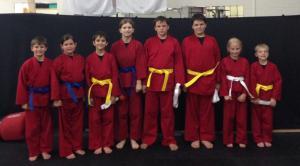 Garrison Martial Arts